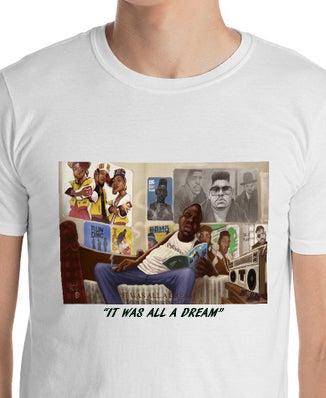 "Image of ""ITS ALL A DREAM""  SHIRTS"