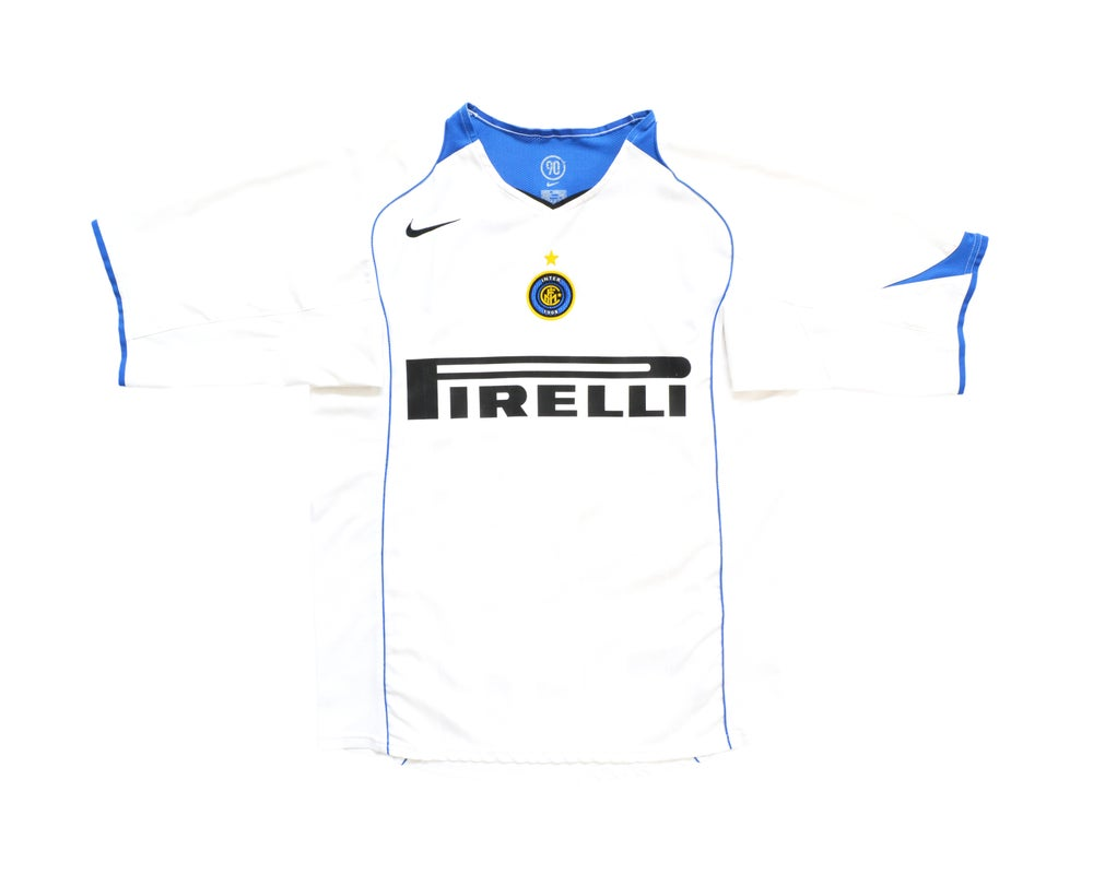 Image of 2004-05 Nike Inter Milan Away Shirt