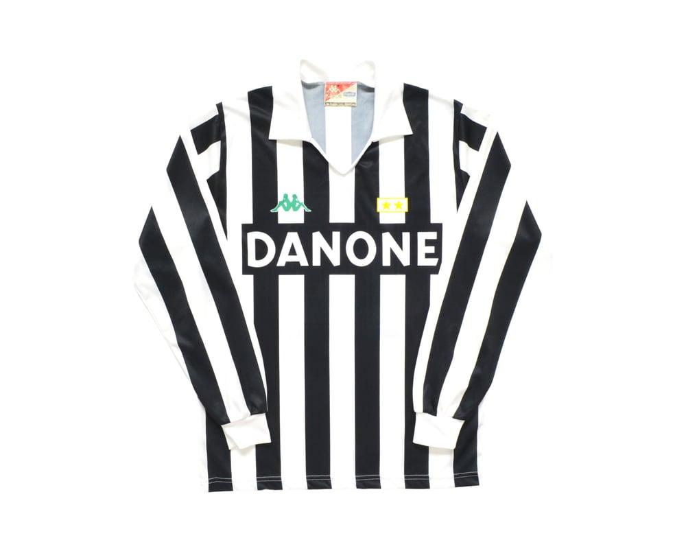 Image of 1992-94 Kappa Juventus Home 'Baggio 10' M/L