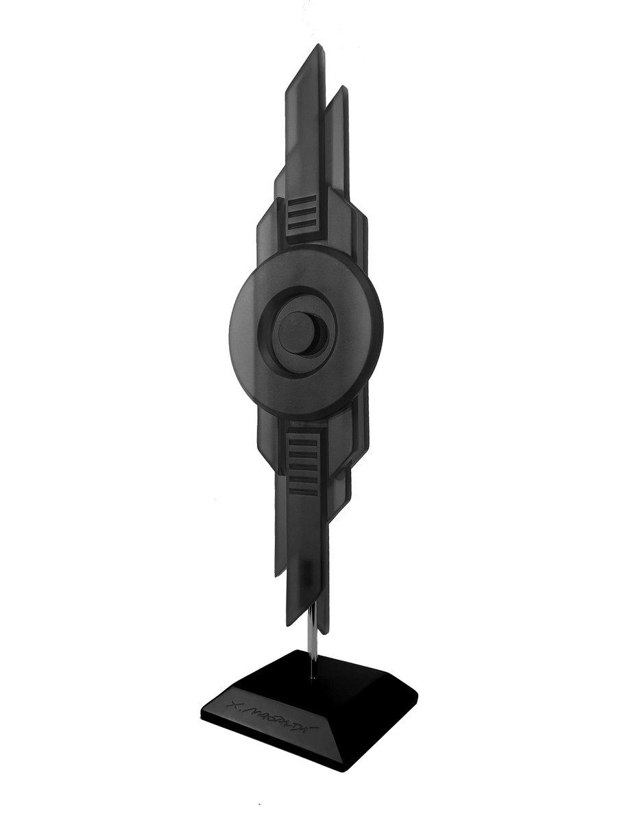 Image of Guardian 2020 Matt Translucent Black