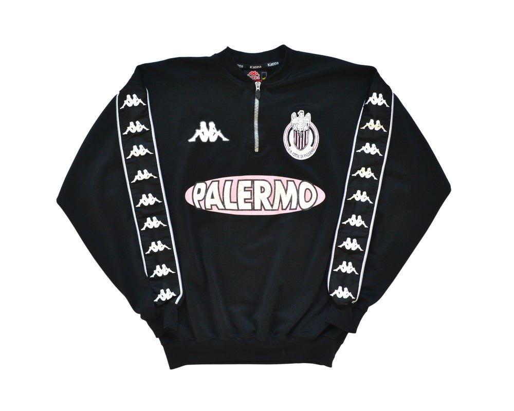 Image of 1995-96 Kappa Palermo Training Top L