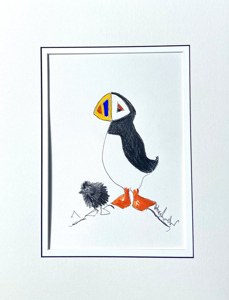Image of Papa Puffin