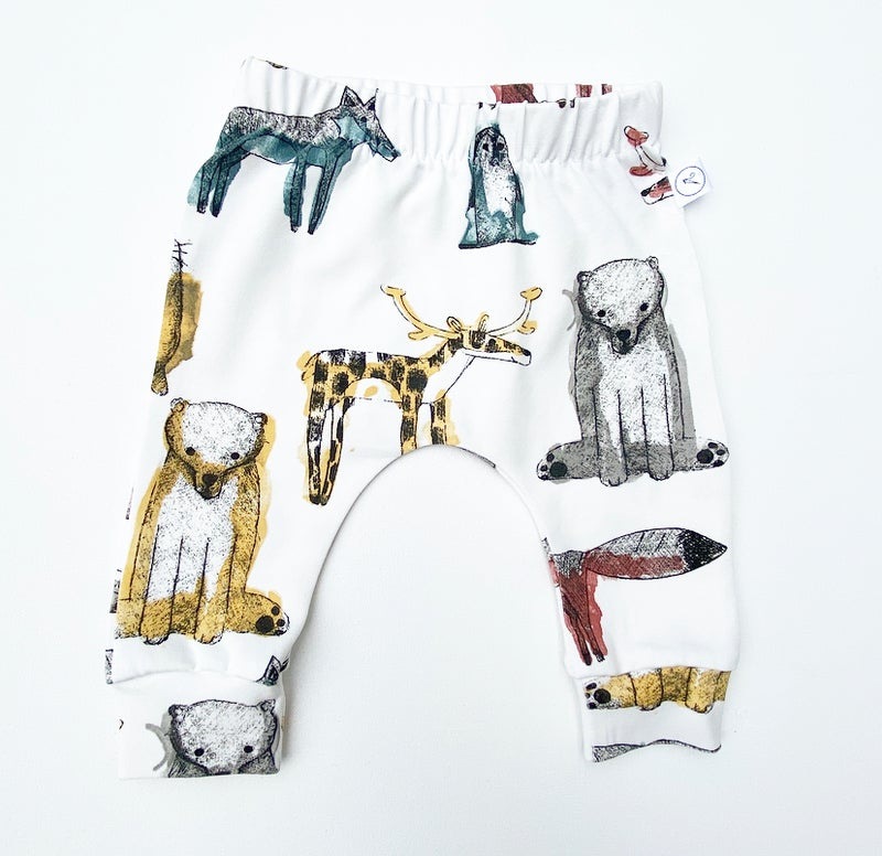 Image of *NEW* Watercolour Animals Leggings