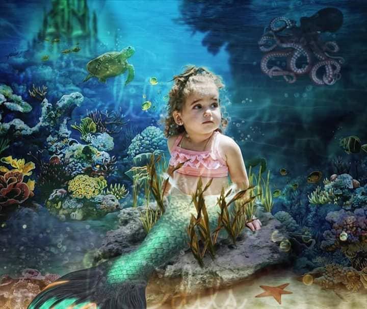 Image of Mermaid Makeover Edit