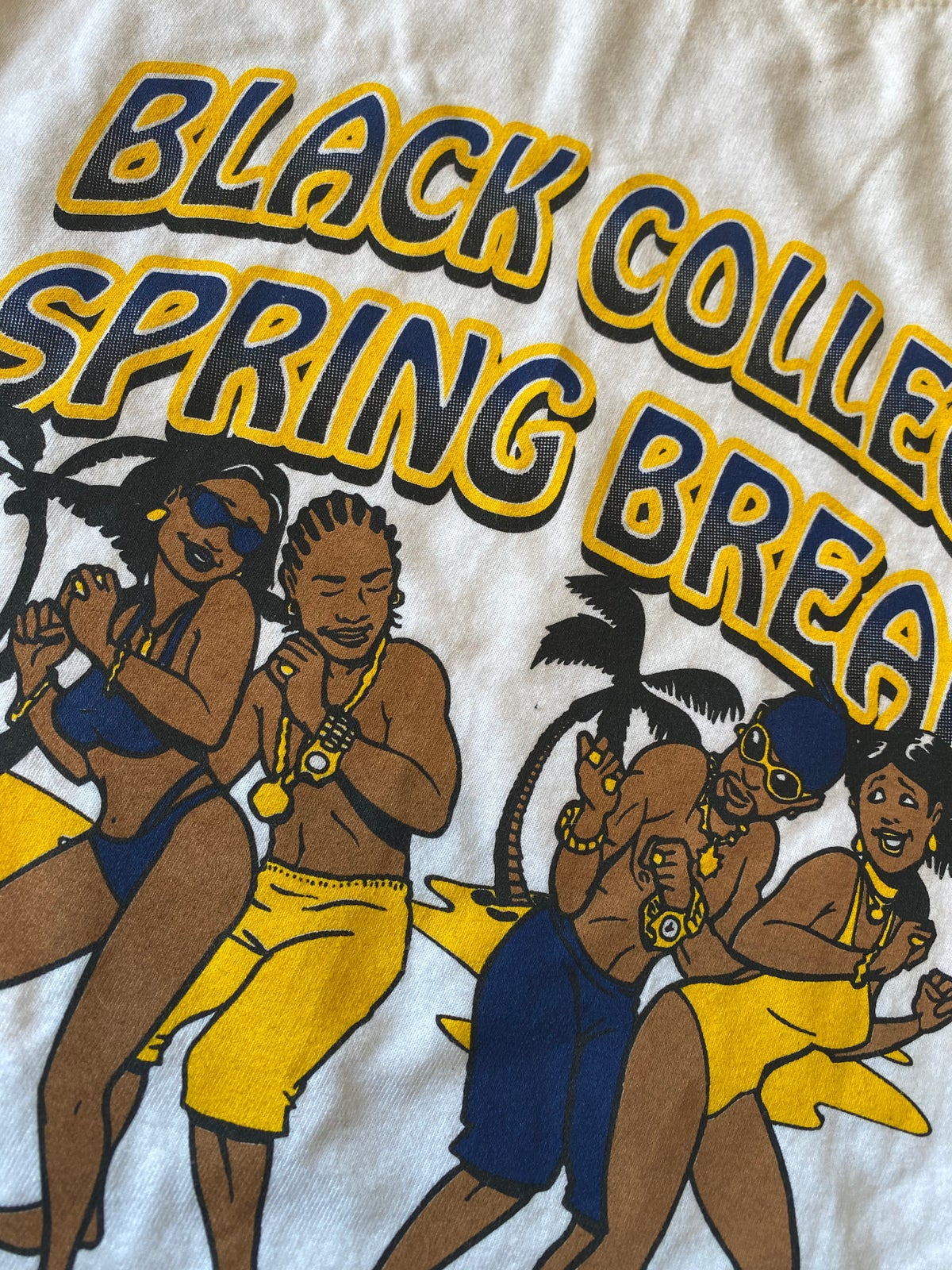 Image of 2004 Black College Spring Break Tee