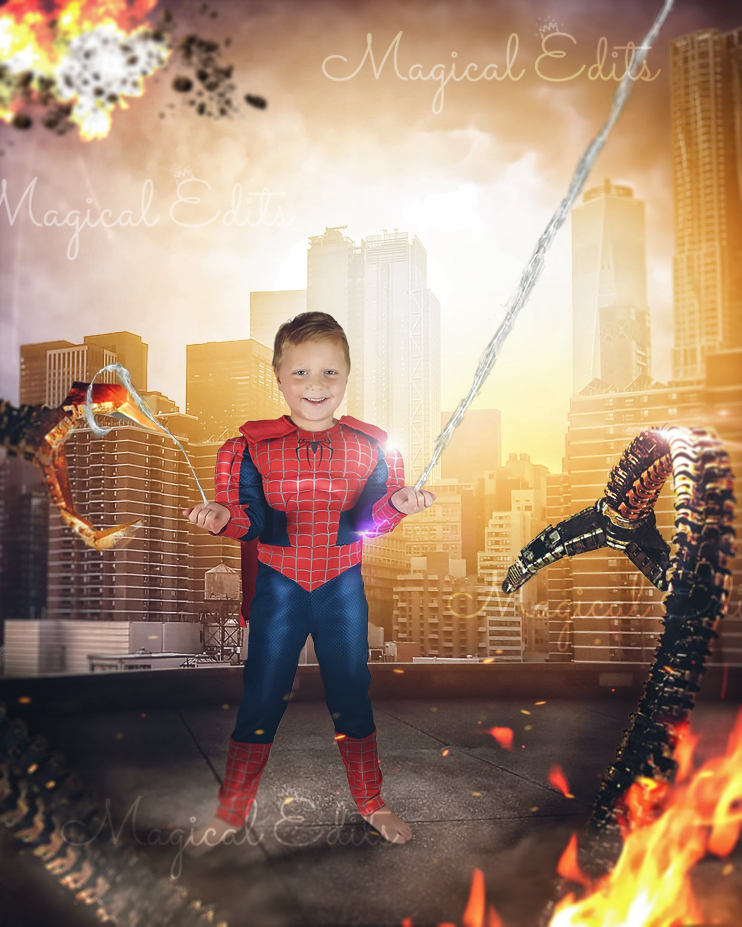 Image of Spider Edit