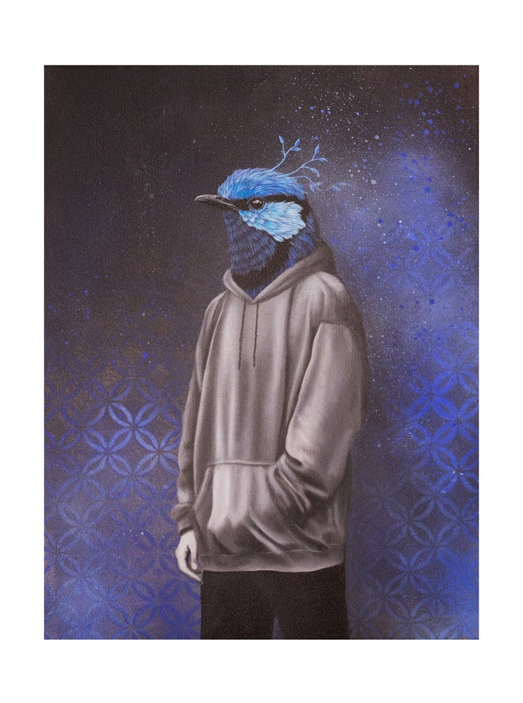 Image of Lazuli - TIRAGE FINE ART
