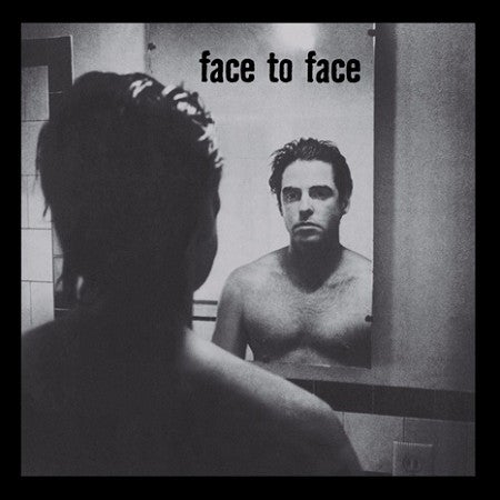 Image of Face to Face - s/t LP