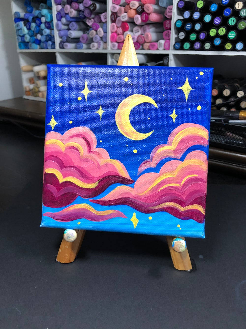 "Image of ""SWEET DREAMS"" MINI CANVAS"