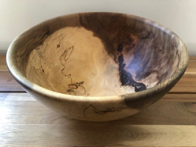 "Image of Bowls By Grant - 10.5"" Handmade Bowl"