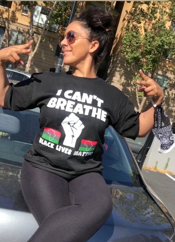 Image of I CAN'T BREATHE T-Shirt