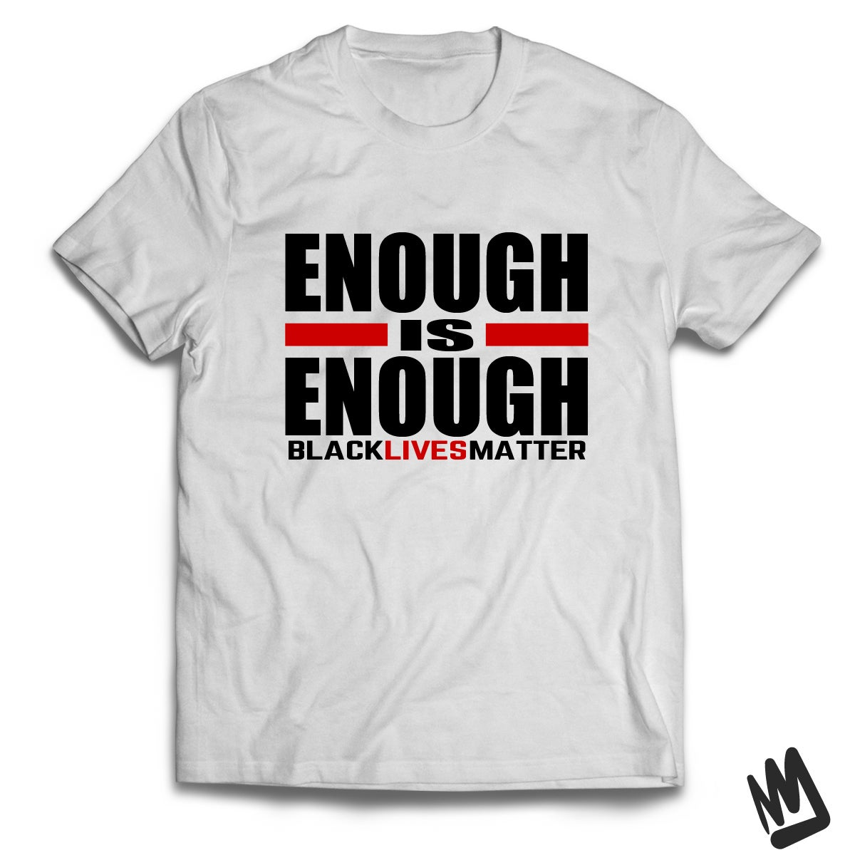 Image of ENOUGH IS ENOUGH