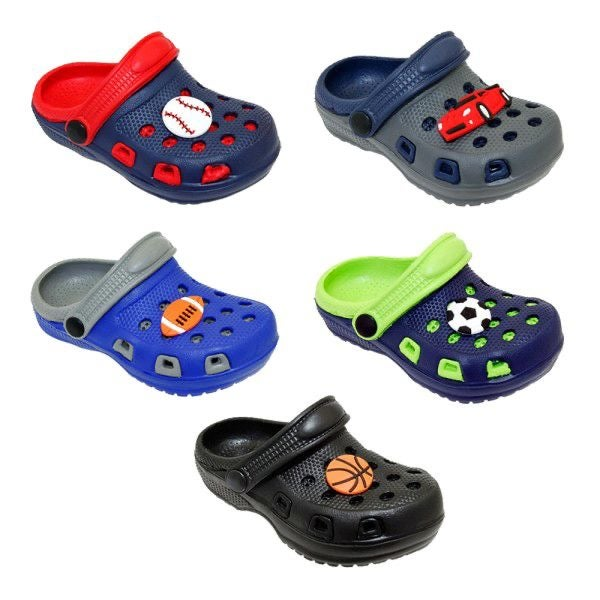 Image of Toddler Boys Crocs