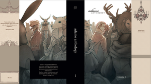 Image of adamo anthology volume 1