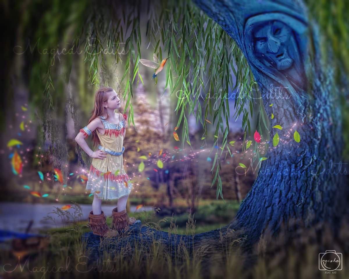 Image of Pocahontas Edit