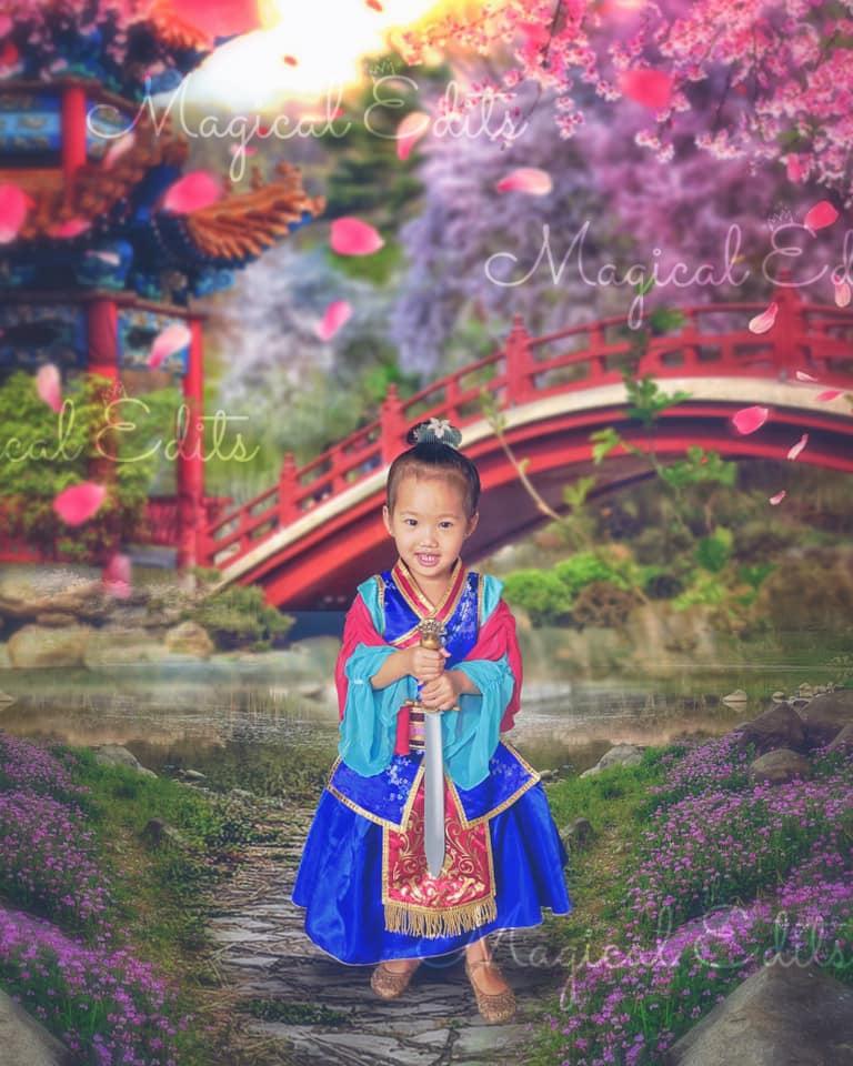 Image of Warrior Princess Edit