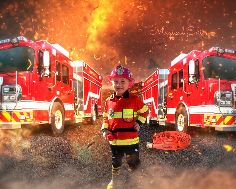Image of Fire Hero Edit