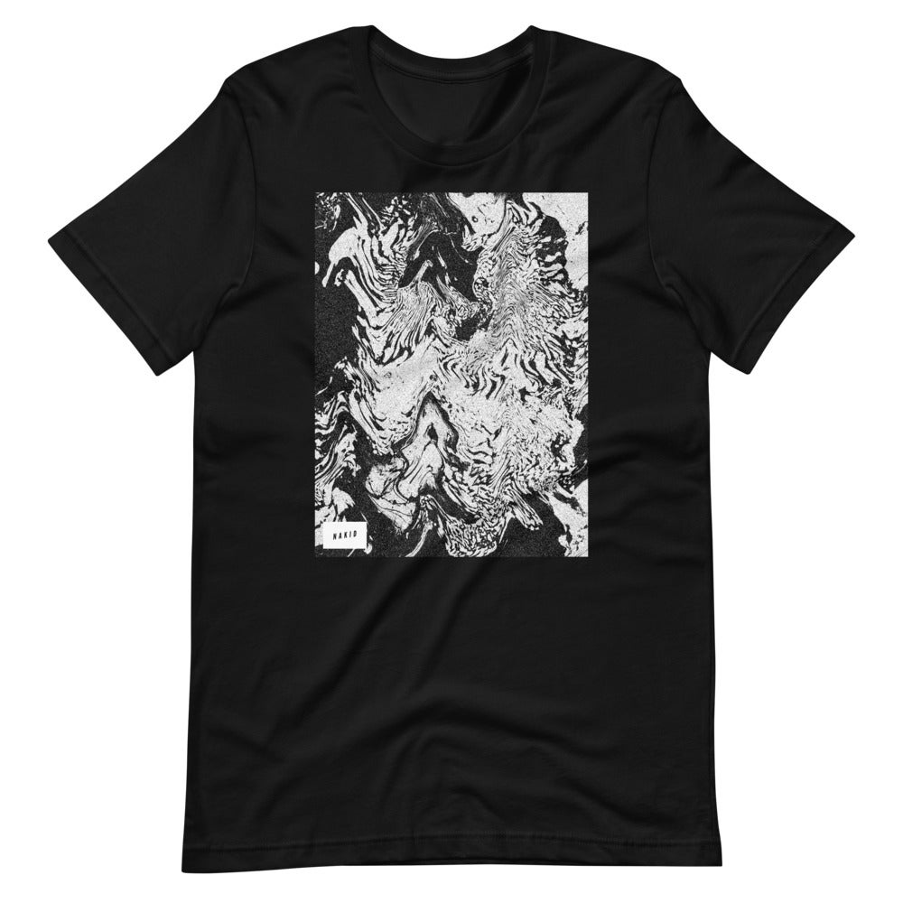 NAKID / WAVES 4 - Short-Sleeve Unisex T-Shirt