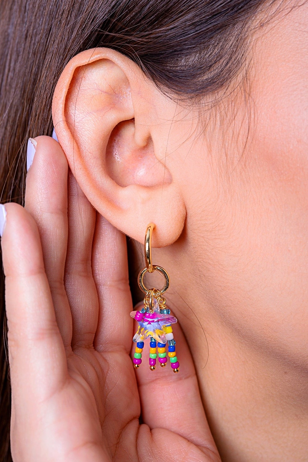 Image of Shooting Star Earrings