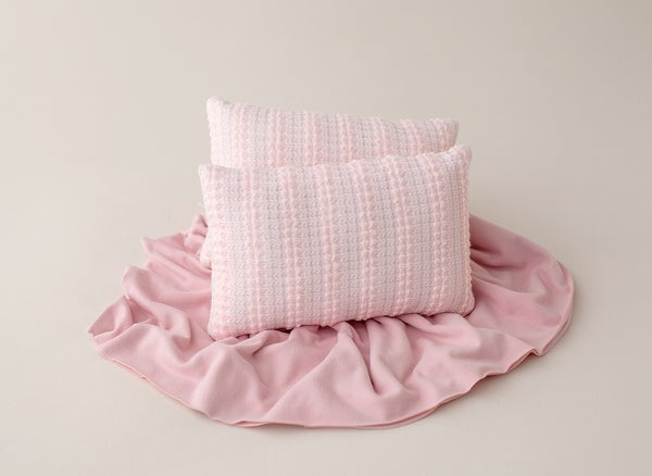 Image of Light Pink Pillow