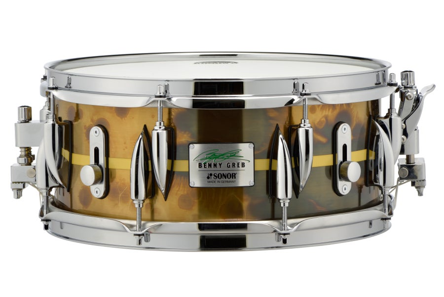 Image of The Benny Greb Signature Snare Drum - Brass