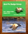 Steller's Eider - Aug 2019 - Bird Pin Badge Group