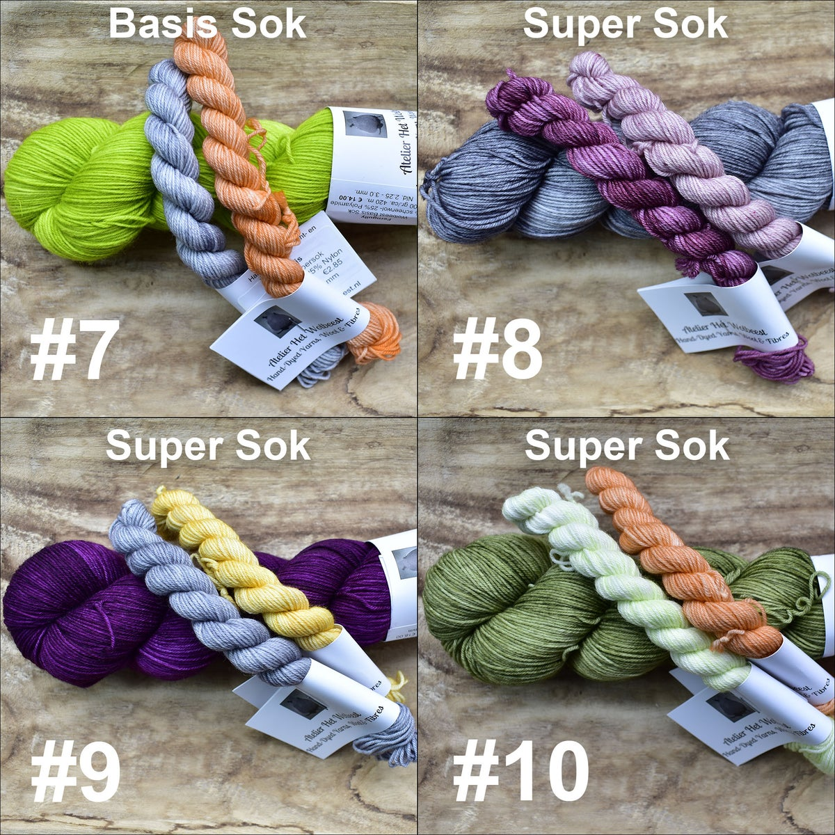 Braidalot socks kit