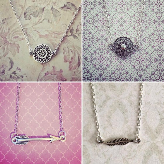 Image of Boho Connector Collection - 4 designs