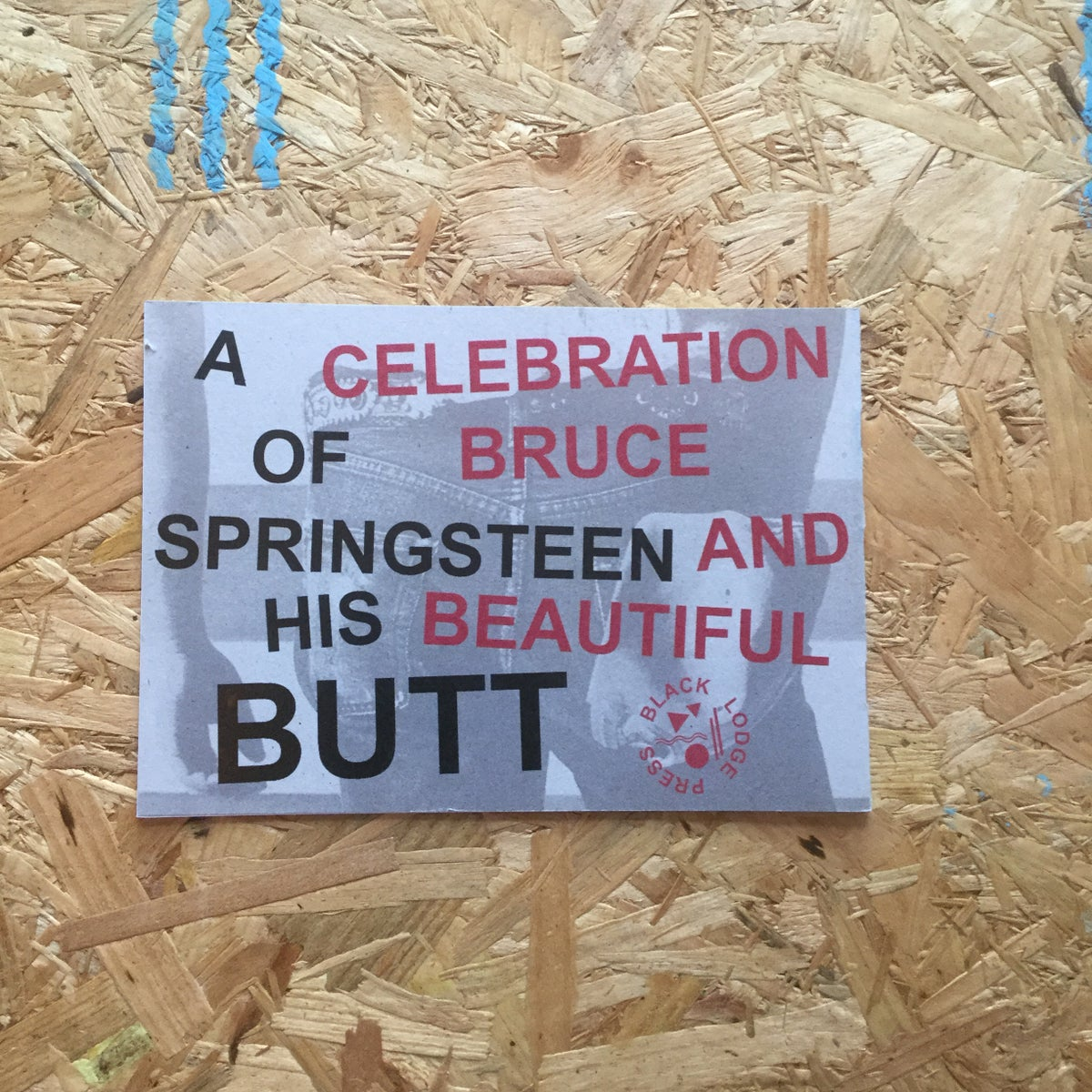 Image of BUTT SPRINGSTEEN