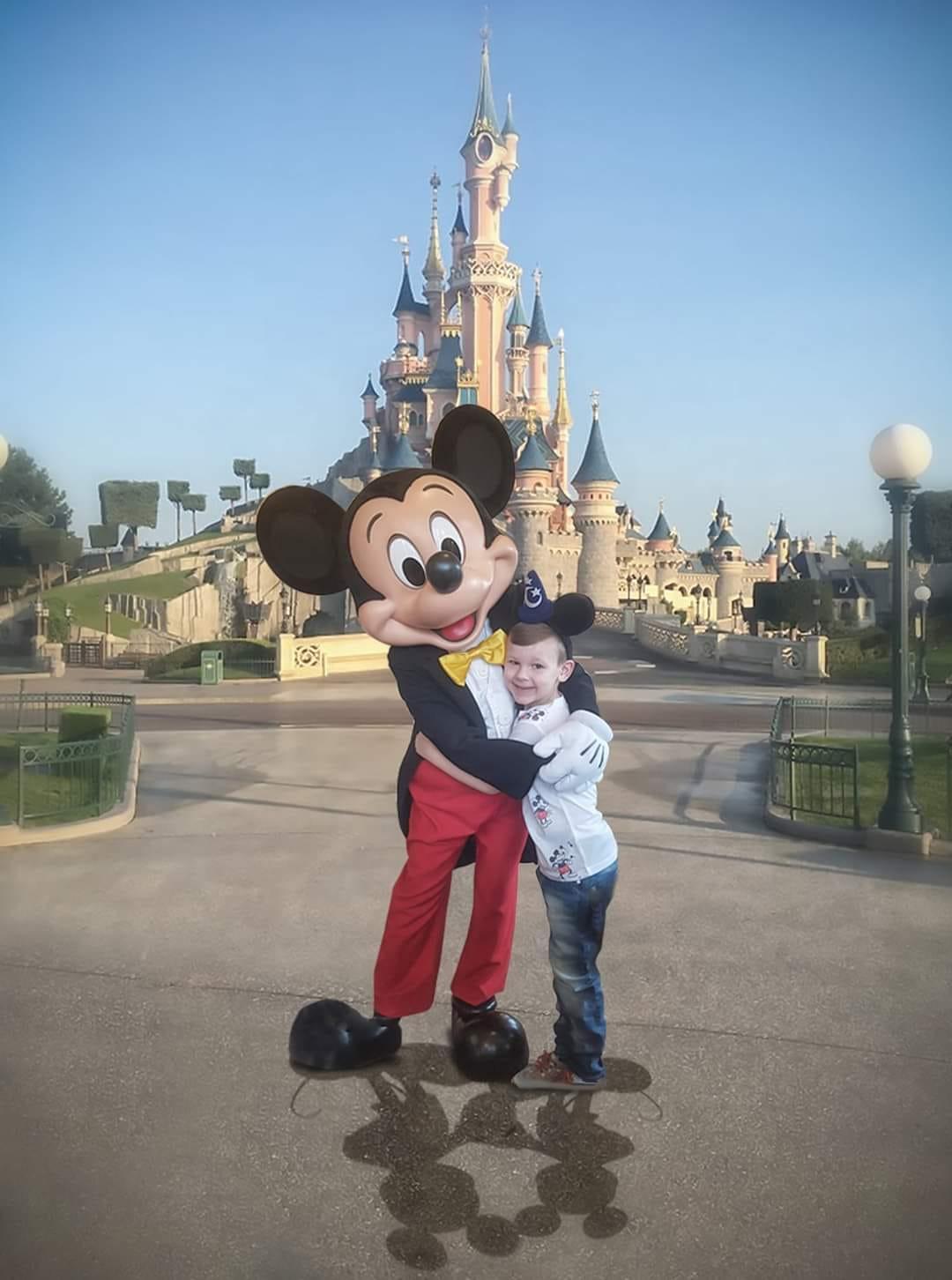 Image of Disney Land Paris Castle Edit