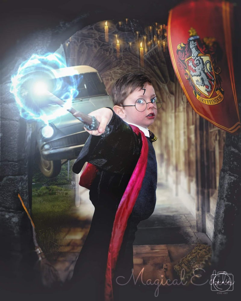 Image of Wizard Edit