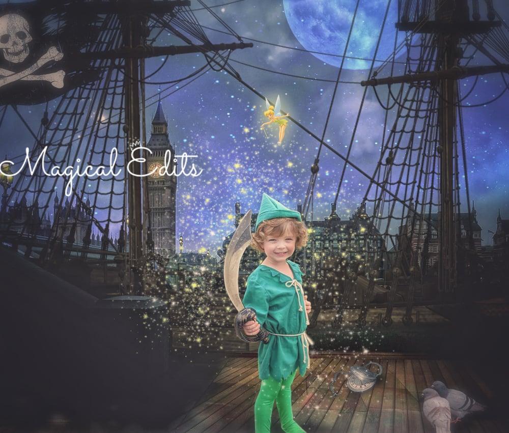 Image of Peter Pirate Edit