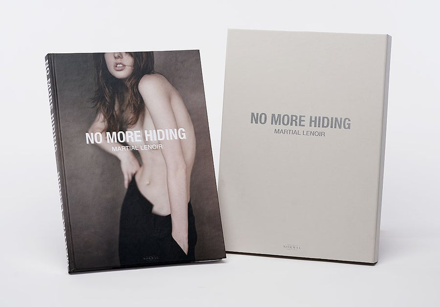 Image of No More hiding Fine art Version