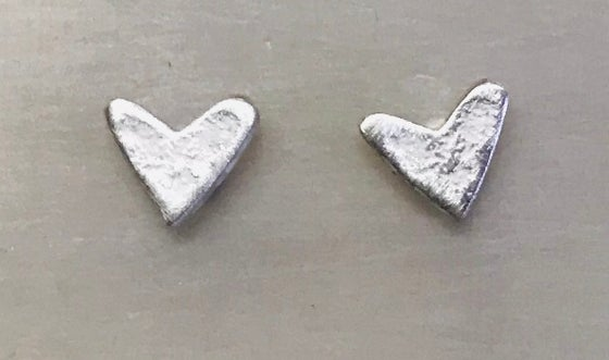 Image of Tiny silver Studs