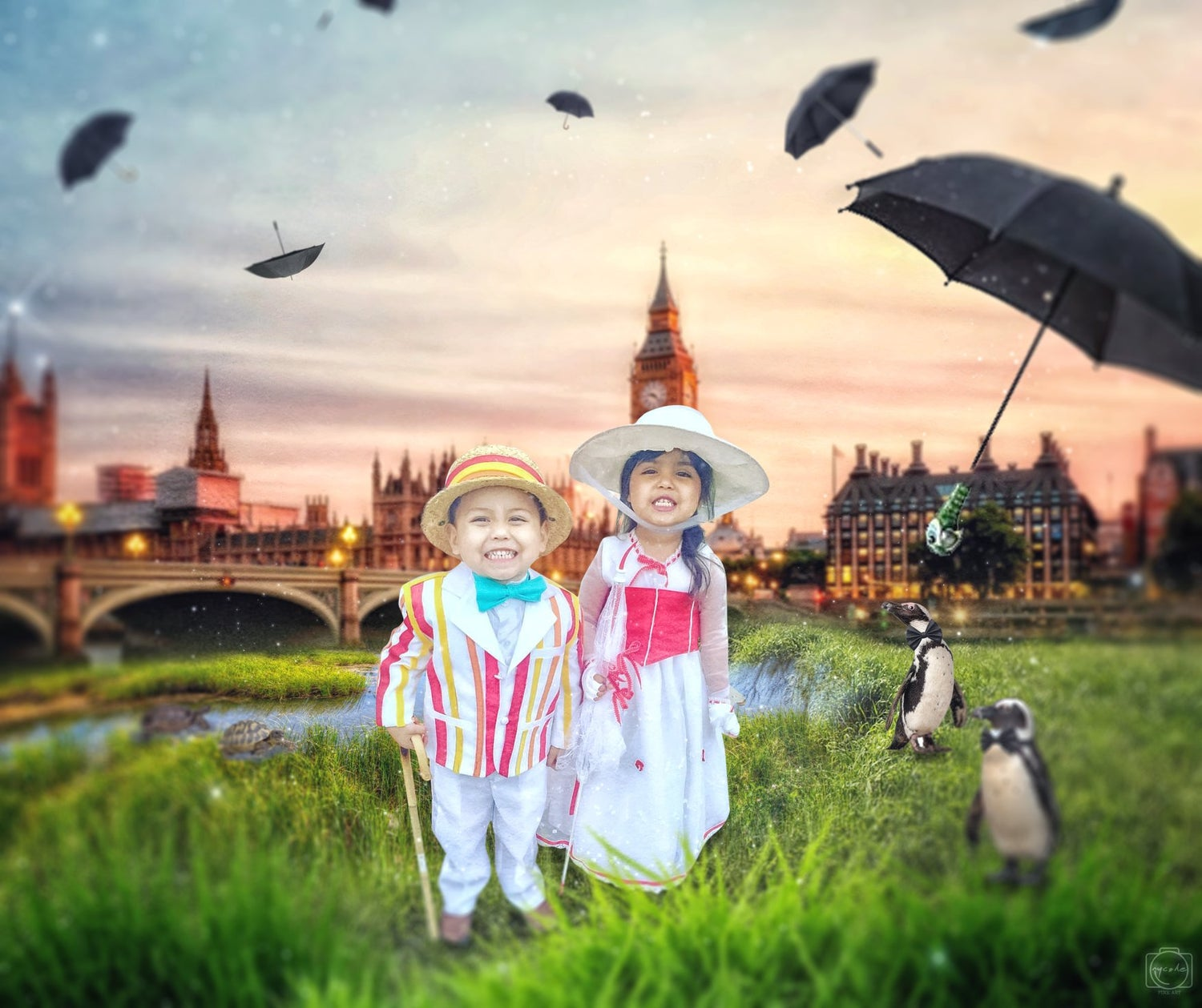 Image of Mary Poppins Edit