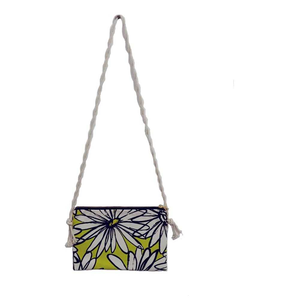 Image of Upcycled Small Sling Bag