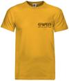 Mustard Logo Tee