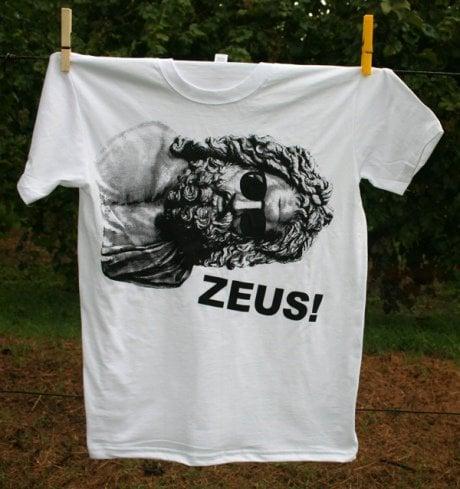 ZEUS! - T-shirt Sunglass