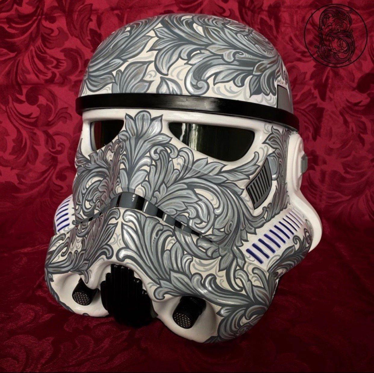 Image of Storm Trooper Helmet