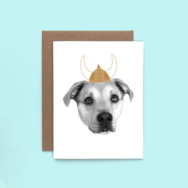 Image of Pet Portrait - Additional Greeting Cards or Art Prints