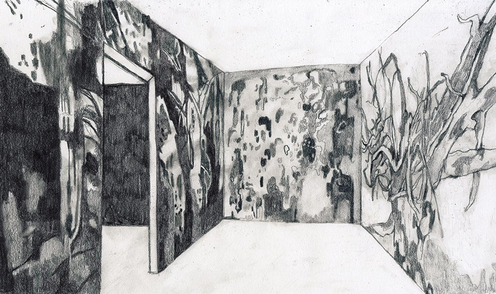 Image of What Happened in the White Cube-Hadar Reuven