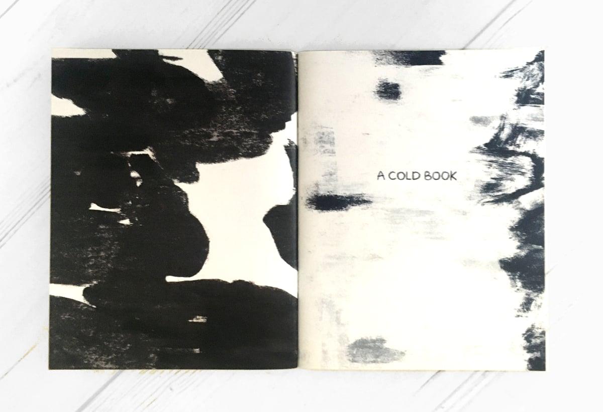 Image of A Cold Book-Hadar Reuven