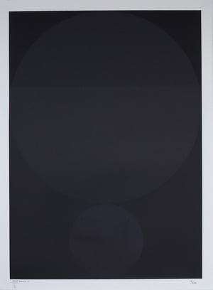 Image of BLACK ON BLACK NINE