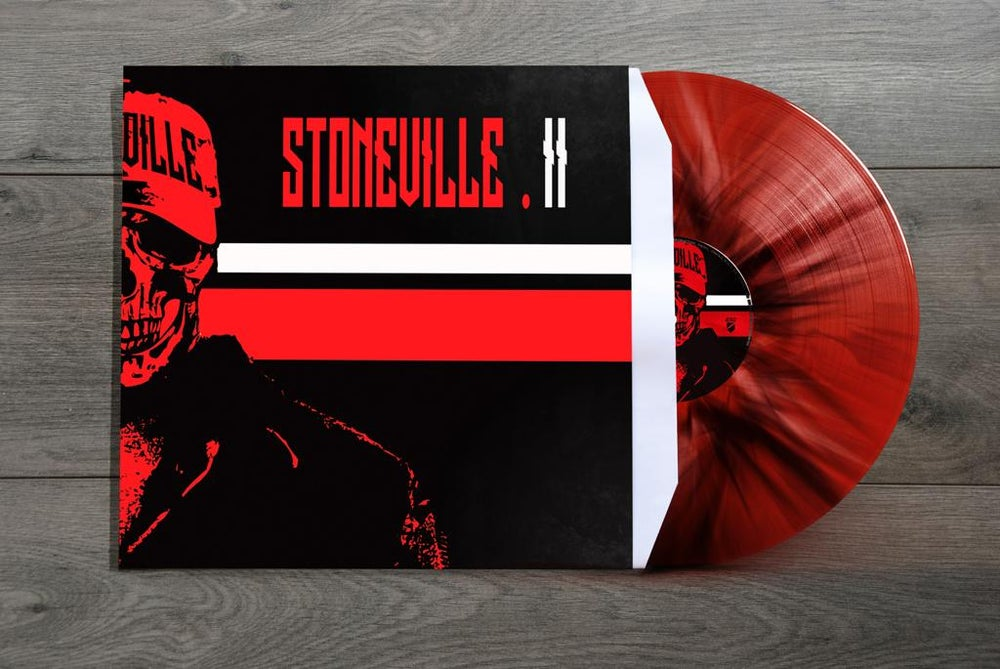 Image of STONEVILLE - II - VINYL AND BUNDLE