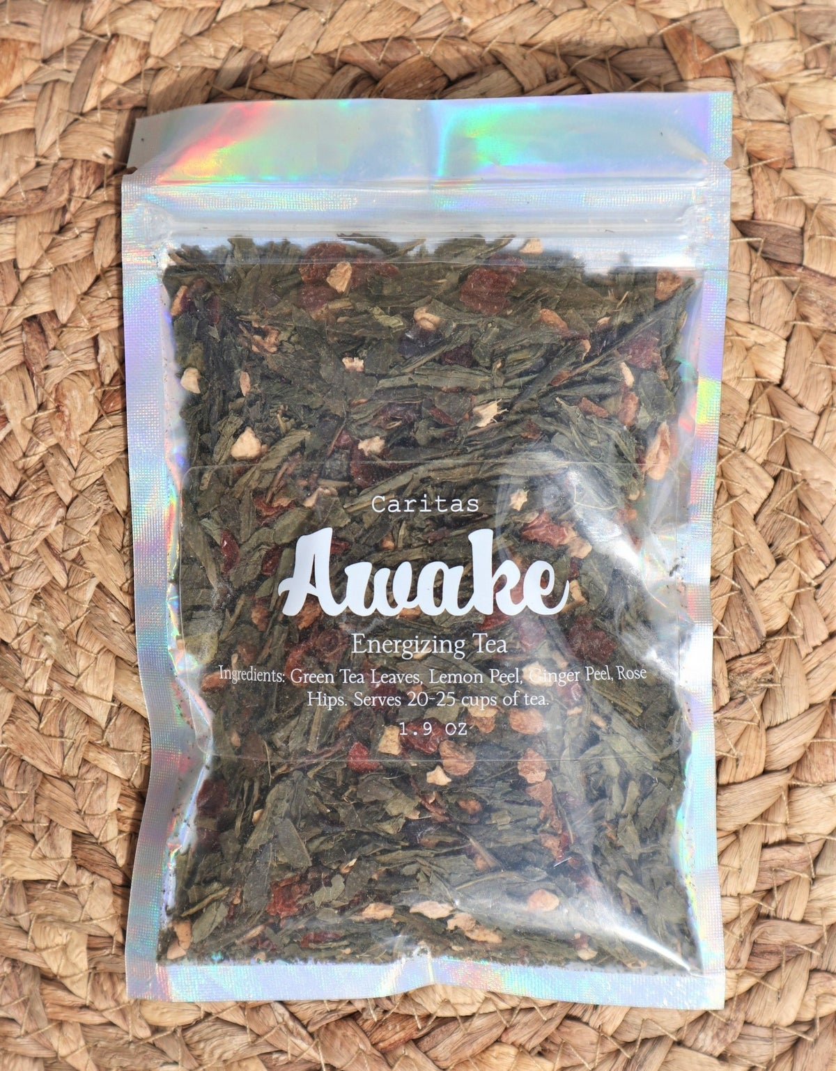 Image of Awake (Energizing Loose Tea Blend)