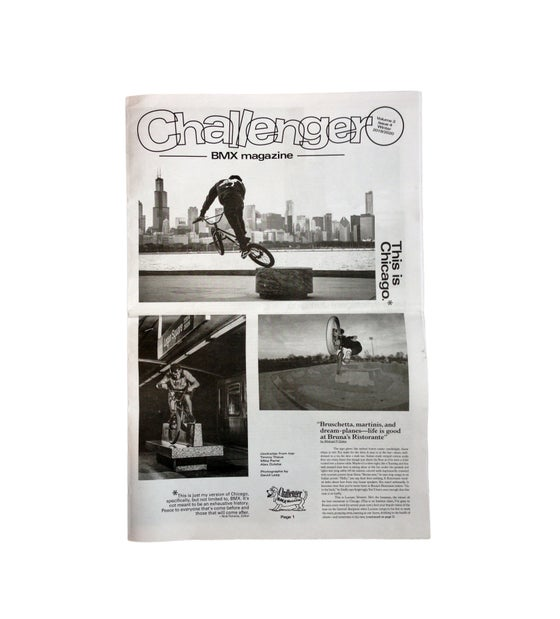 Image of Challenger Volume 3 Issue 4