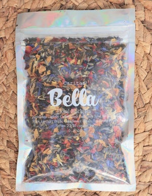 Image of Bella (Floral Black Loose Tea Blend)