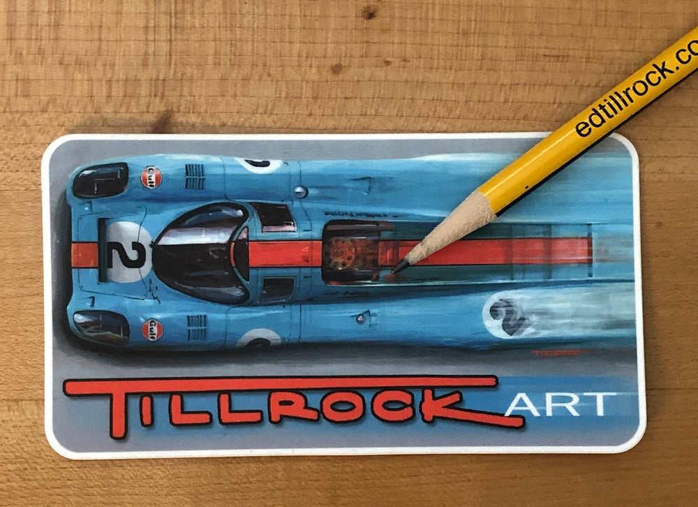 Image of 917K Sticker #10