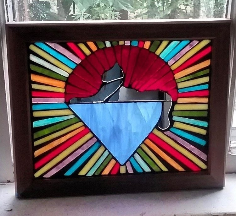 Raffle Tickets! - CATS Stained Glass!