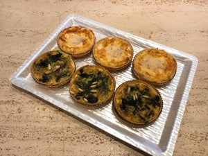 Image of TARTALETES QUICHE LORAINE
